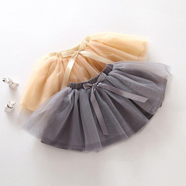 2016 New Girls Kids Tutu Skirt Princess Party Ballet Dance Wear Petti skirt Costume 3 colors
