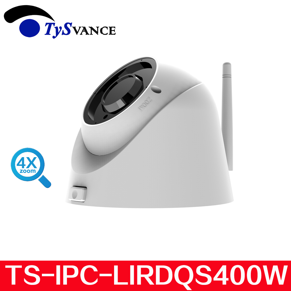 1080P 2.0MP HD 4MP Wifi Wireless Dome IP Camera 4X Manual Zoom IR P2P ONVIF Indoor Home 2MP CCTV Security Surveillance Camera цены