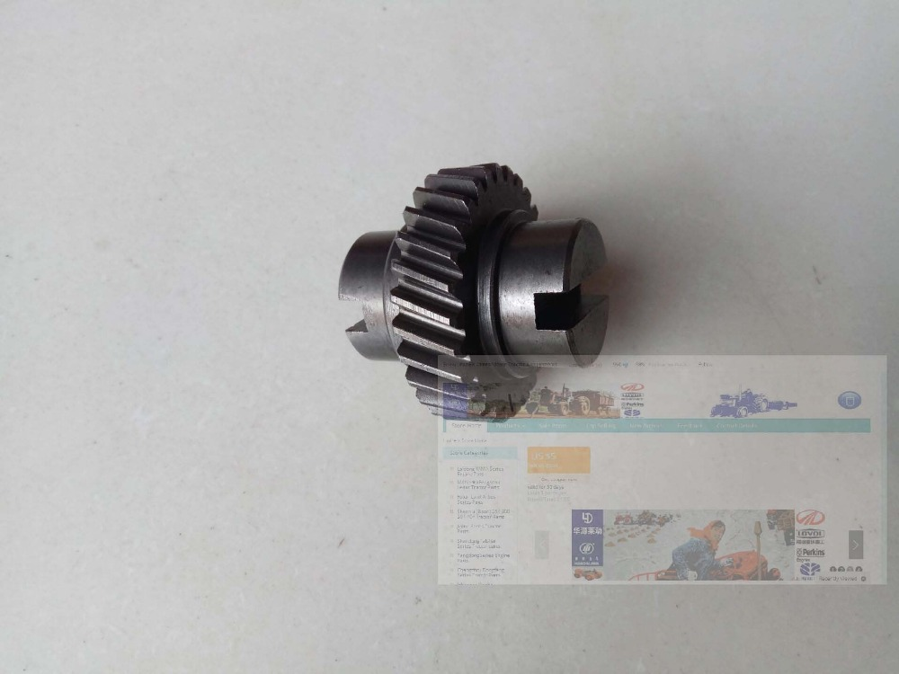 Changchai 4G33T parts, the hydraulic transmission gear shaft, part number: N85T-04011A-1 changchai 4g33t engine parts the set of piston rings for one engine use part number 4l88 05000