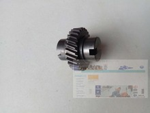 Changchai 4G33T parts, the hydraulic transmission gear shaft, part number: N85T-04011A-1