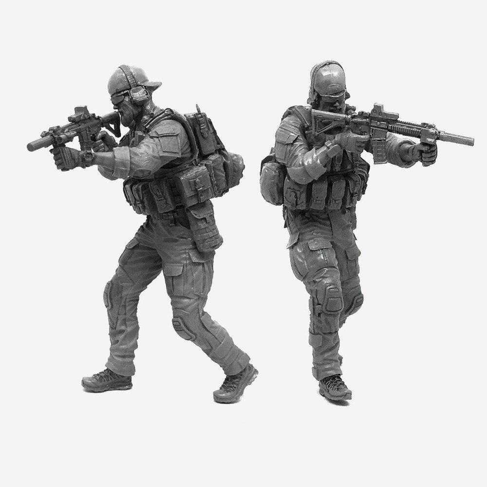 1/35 современный армии США Elite особой силой C военнослужащего Смола Модель Рисунок подарки комплект для мальчиков A18-06