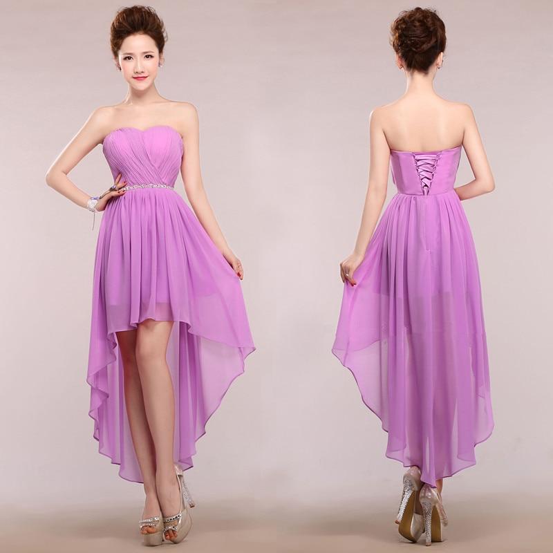 Asymmetrical Cocktail Dresses