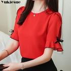 summer women blouse ...