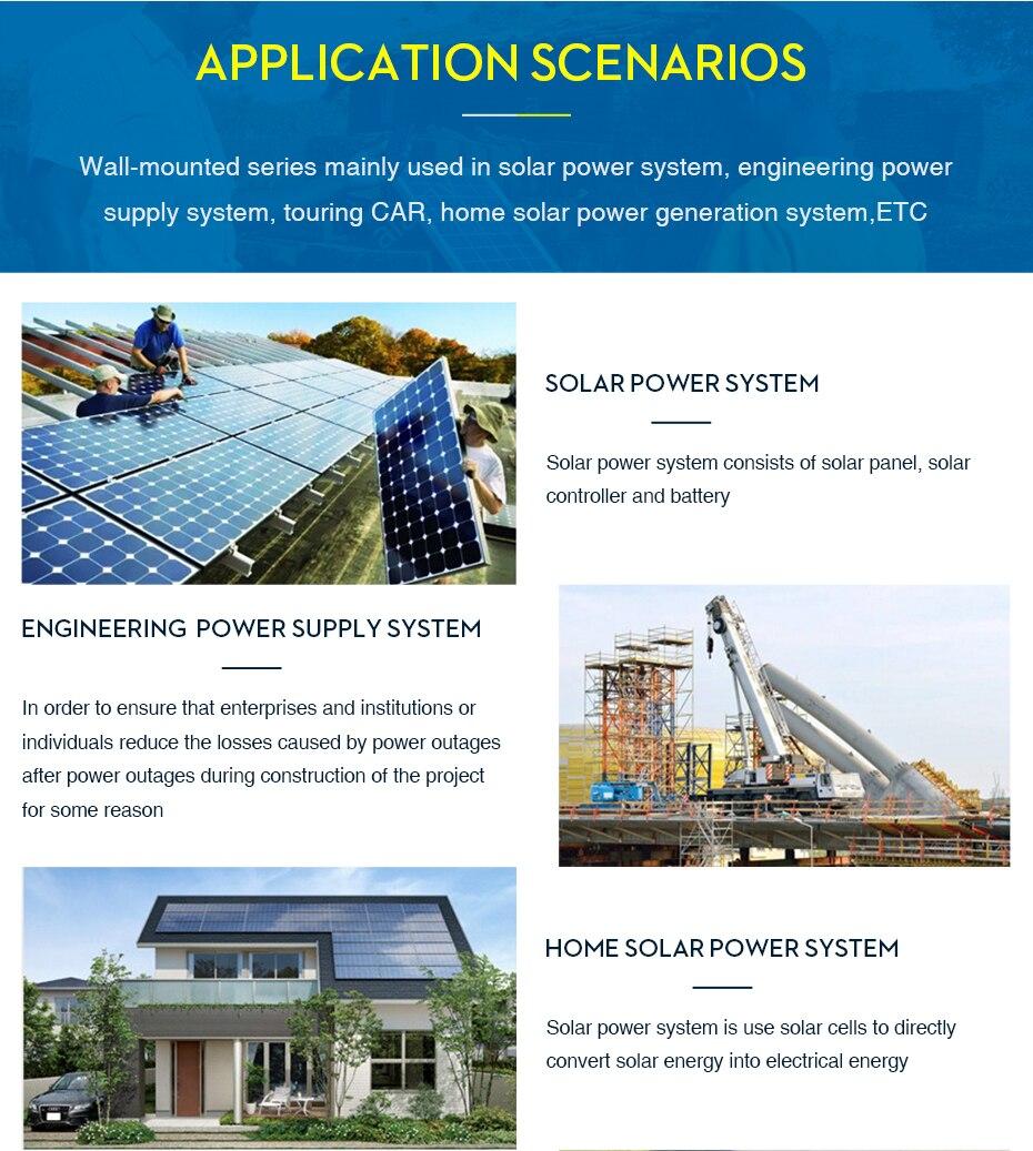 EASUN POWER 1KVA Solar Inverter 1000w 12V Pure Sine Wave Inverter 40A MPPT Off Grid Inverter 220V Hybrid Inverter 20A AC Charger_11