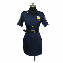 цена на Free! Iwatobi Swim Club Rin Matsuoka Yamazaki Sosuke Sister Cosplay Costume Police Women Uniform
