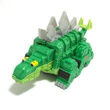 Garby dinossauro caminhão removível dinossauro brinquedo crianças presentes brinquedos modelos de dinossauro carro para dinotrux mini modelos novo 1:64 plástico