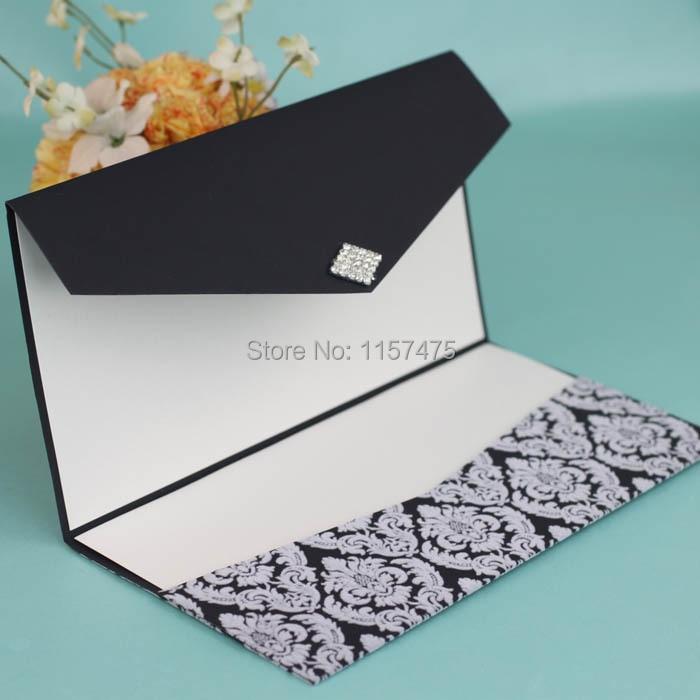 Aliexpresscom Buy HI6009 Customized Beige Pocket Fold Wedding