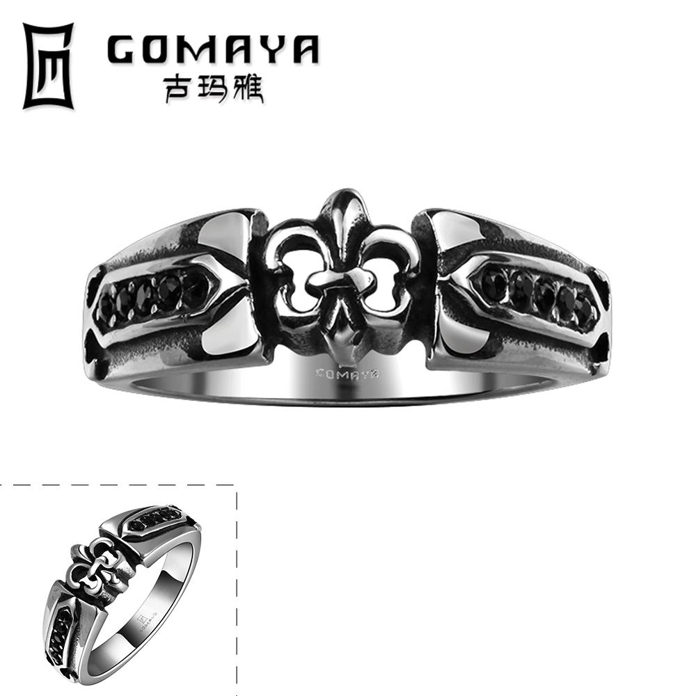 Stainless steel ornaments - 316l Stainless Steel Ring For Men Skull Punk Rock Of The Rings Halloween Unisex Jewelry Hot Sale Ornaments Big Ring