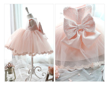 free ship 1-7T girl dress 2015 princess tutu ball gown vestidos party lace dress fancy kids wedding celebrity girl dress