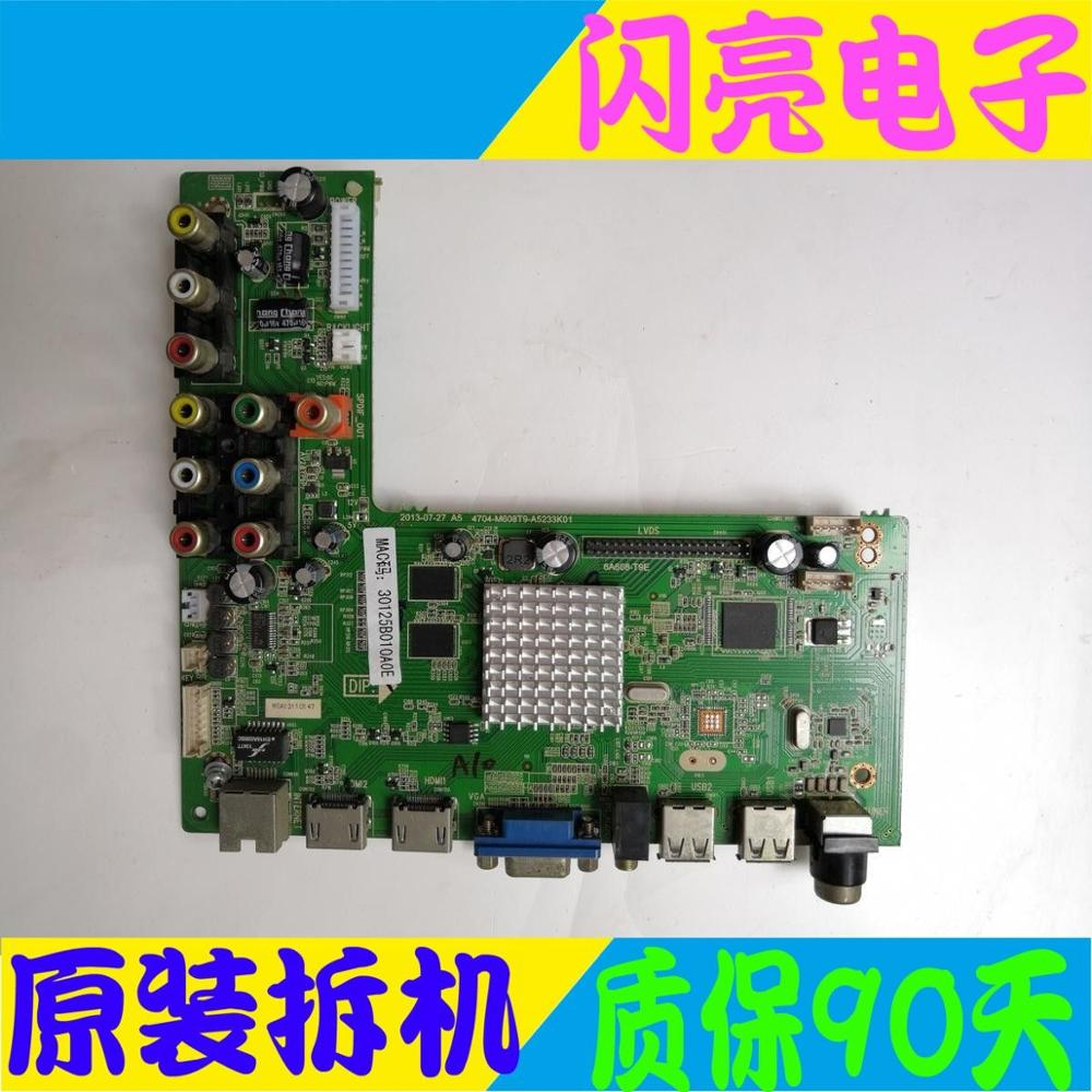 Dependable Main Board Power Board Circuit Logic Board Constant Current Board Led 42c820j Motherboard 4704-m608t9-a5233k01 Screen K420wd1 Elegant And Sturdy Package Circuits