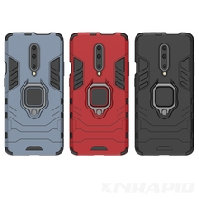 finger ring armor case For oneplus 7 pro For oneplus 6T 6 luxury original stand car holder full phone Hard back cover