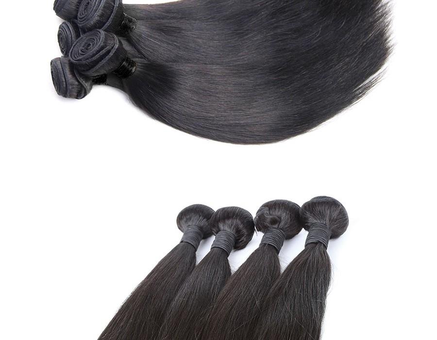 peruvian virgin hair with closure,free shipping lace closure with 3 bundles peruvian 3 way part