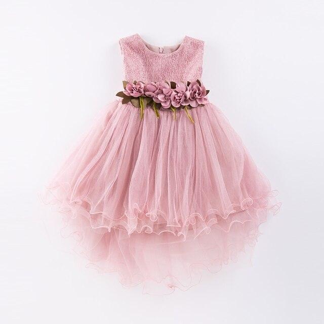 02c98c5a52 Vestido da menina de Vestido Sereia de Tule Vestido de Festa de Casamento  2019 Vestidos de
