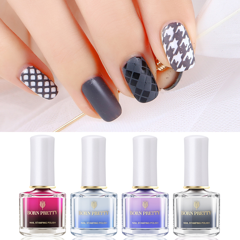 Aliexpress Buy Born Pretty Thermal Nail Stamping