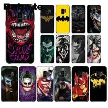 cca5f6c3b18 Babaite dc caballero oscuro del Batman Joker Karta TPU de silicona suave  cubierta de la caja del teléfono para Samsung Galaxy S4.