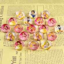 1pcs New Snow Romance Children Cartoon Ring Princess Aisha Anna Jewelry Random Color, Can NOT Choose Colors And Styles