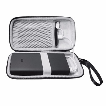 New EVA Hard Pouch Case for Xiaomi Power Bank 3 Pro 20000mAh Cover Charger Bag fitted Case Mi Battery PowerBank 3 20000 mAh Bags image