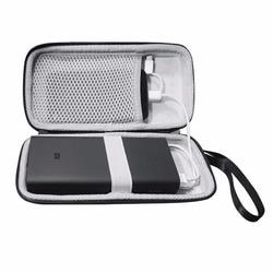 Nova eva caso bolsa dura para xiao mi power bank 3 pro 20000 mah capa carregador saco cabido caso mi bateria powerbank 3 20000 mah sacos