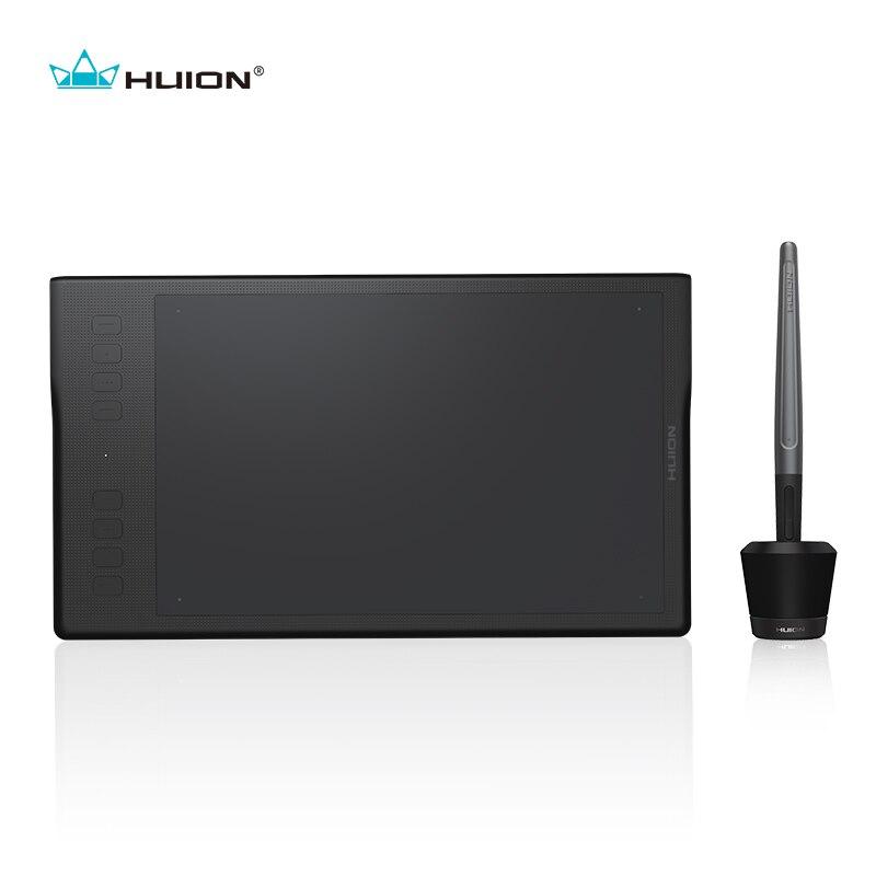 Nova Huion Inspiroy Q11K Gráfico Desenho Tablet Caneta Digital Tablet Sem Fio