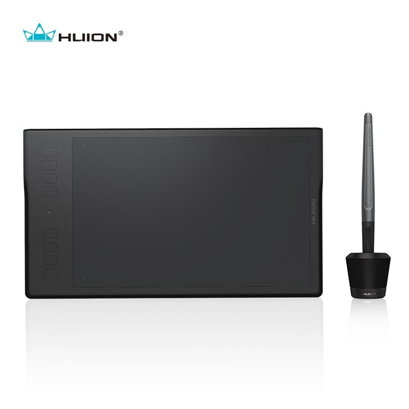 Nuovo Huion Inspiroy Q11K Wireless Tavoletta Grafica Digitale Pen Tablet