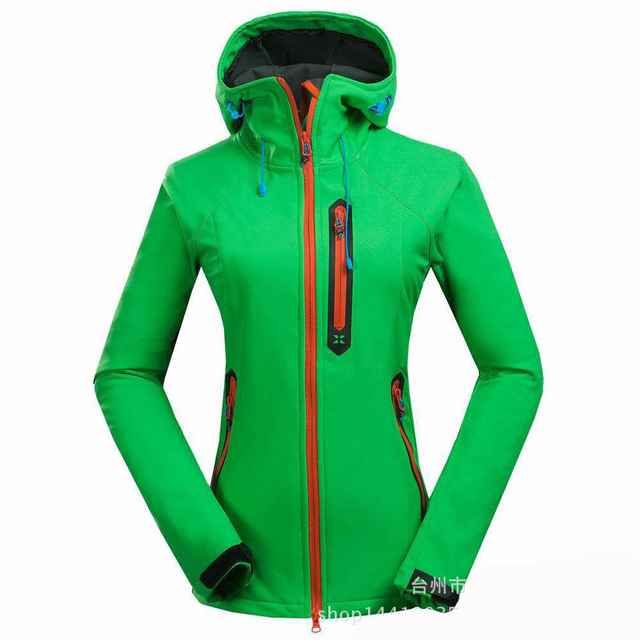 Winter Outdoor Sports Jacket Men Women Windproof Hiking Jakcets Workout Running Sports wear Trekking Windbreaker Coat