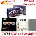 DHL livre!!! mestre KESS ECU Chip Tuning kess v2 2.30 Firmware V2.28 V4.036 KESS V2 sem tokens limitada Kess v2 Mestre Versão
