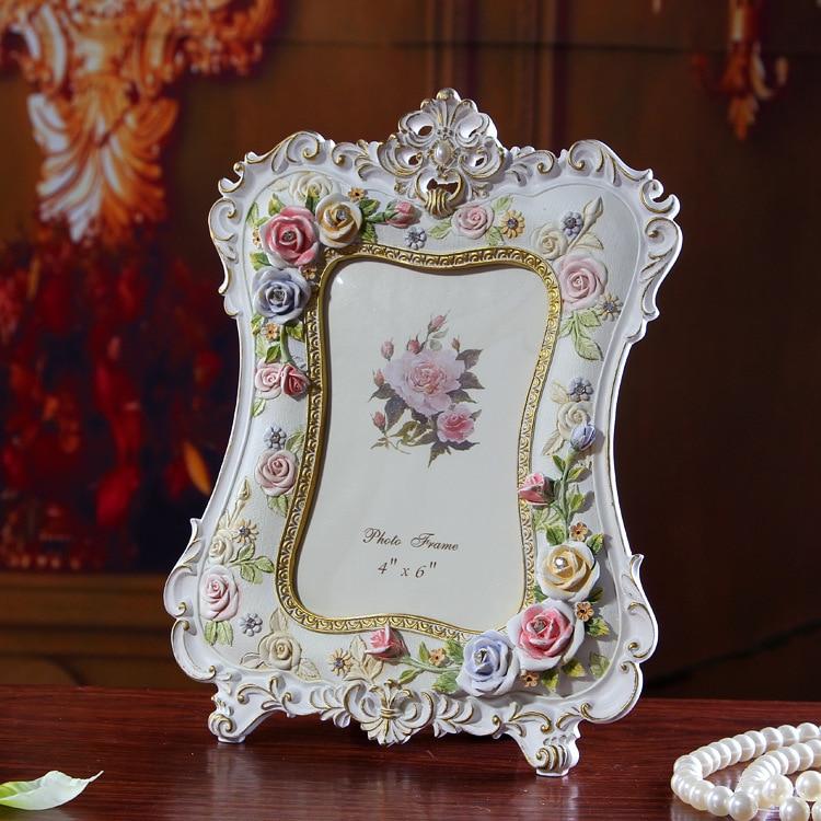 Online-Shop Koreanische rural stil, harz rahmen, rose farbige ...
