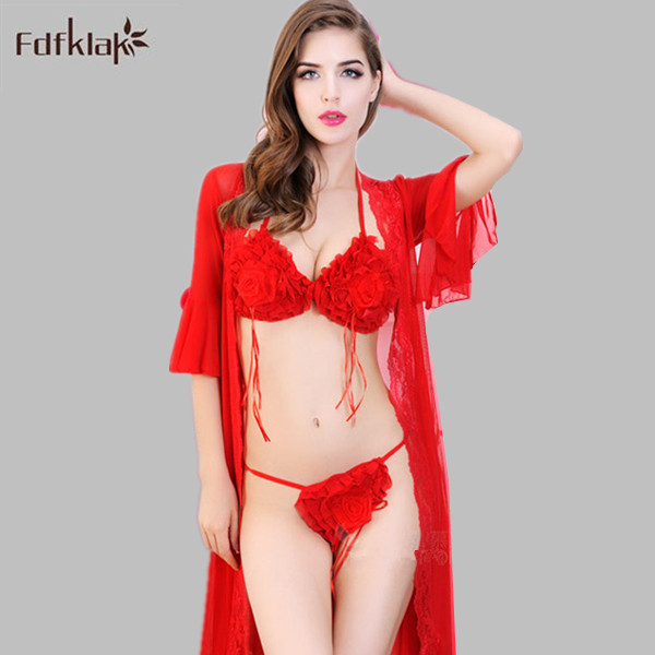 Summer Sexy Dressing Gowns For Women Long Satin Robes For ...
