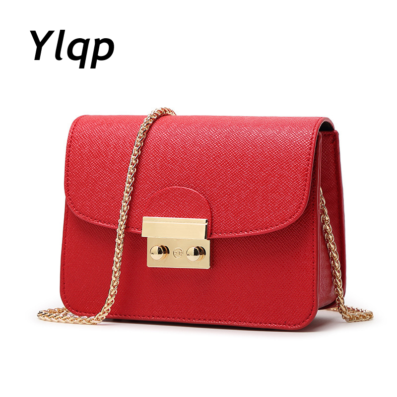 New Arrival Fashion Small Chain Bags Handbags Women Famous Brands Messenger Bag Ladies Crossbody Shoulder Bags for women bolsos miwind f graffiti istitching chain messenger chain bag women s premium lady oblique crossbody shoulder bags famous brands c c
