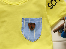 Summer Baby Boys Casual Style – Clothing Set