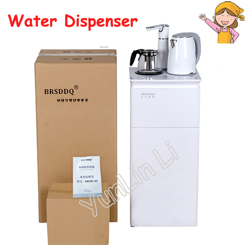 Vertical Water Dispenser Household Automatic Inlet Cold/Hot Energy Saving Desktop Drinking Fountain Bottle Water Heating BRSD-03Vertical Water Dispenser Household Automatic Inlet Cold/Hot Energy Saving Desktop Drinking Fountain Bottle Water Heating BRSD-03