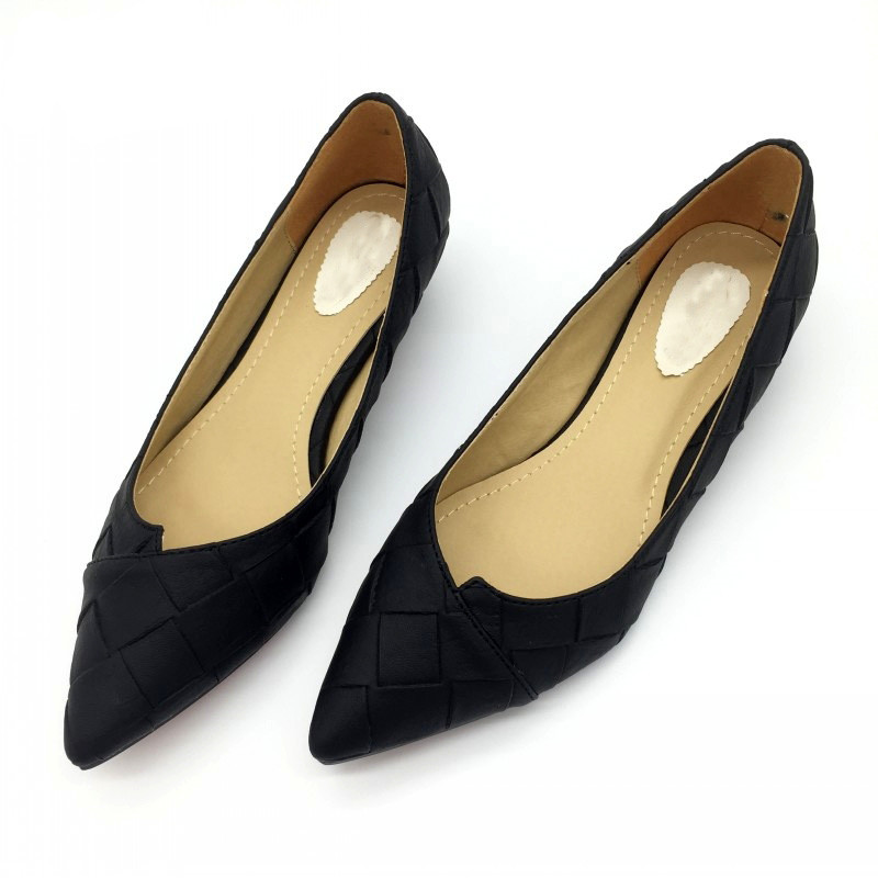 Vintage-Style-Women-s-Pointed-Toe-Pumps-Spring-Autumn-PU-Shallow-Slip-On-Women-Low-Heel (5)
