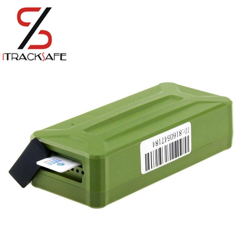 Mini Waterproof Rechargeable GSM font b GPS b font Tracker Magnet Long Battery Life Car Human