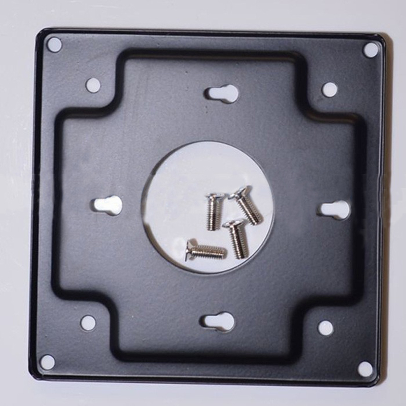 Бесплатная доставка Тонкий ПК 1037U i3 i5 i7 PC подвесной кронштейн, установленная задняя часть монитора кронштейн для мини ПК кронштейн VESA порт