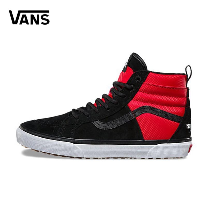 Original New Arrival Vans Men's &Women's Classic Sk8-Hi 46 MTE DX Skateboarding Shoes Sneakers Canvas VN0A3DQ5QWS