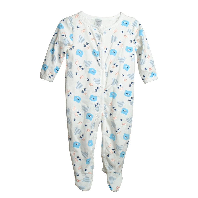 Brand Newborn Baby Clothes Cute Cartoon Baby Costume Girl Boy Jumpsuit Clothing Spring Autumn Cotton Romper Body Baby Clothes 15