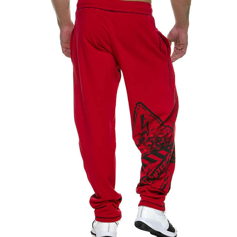 Mens Fashion Plaid Christmas Reindeer Jogger Sweatpant Athletic Gym Shorts
