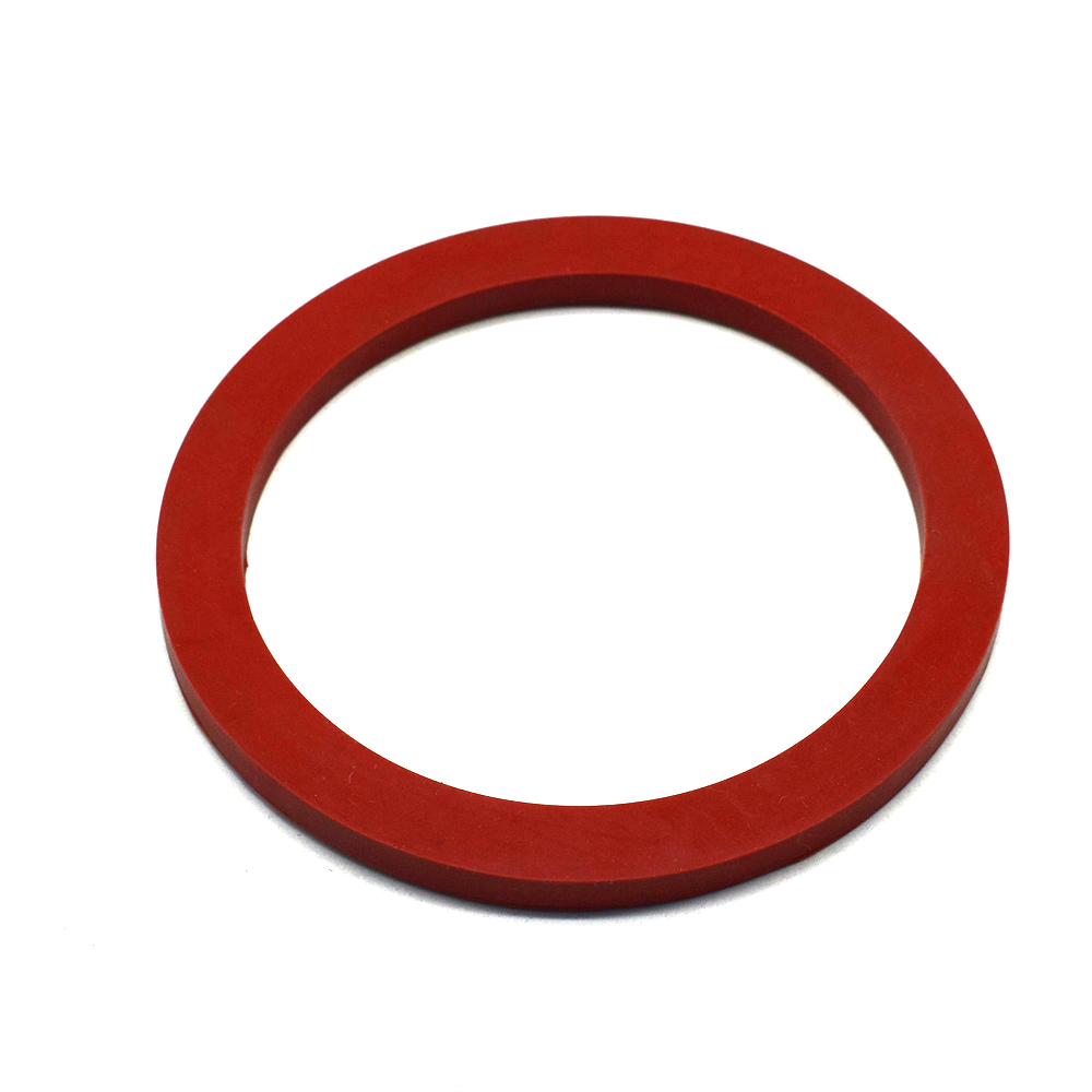 1PCS Silicone Gaskets High Temperature Casting Gasket For Casting Machine Dia 11.65CM Jewelry DIY Accessory