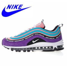 Original Nike Air Max Have A Nike Max Day 97 Women Running Shoes Outdoor  Sports Shoes Shock Absorption Lightweight BQ9130 400 c88a066f6