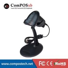 Производитель прямой продажи Ручной 1D сканер штрих-кодов/pos системы периферийные для магазина