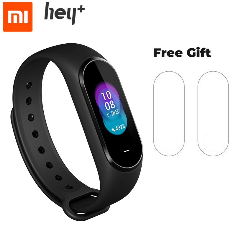 In Stock Xiaomi Hey Plus Smartband 095 Inch AMOLED Color Screen Builtin Multifunction NFC Heart Rate Monitor Hey Band-in Smart Wristbands from Consumer Electronics on Aliexpresscom  Alibaba Group