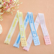 2019 Best Sale Nappy Changing Fixed Belt Diaper Fastener Adjustable Holder Clip Fixed Baby Cloth Buckle Cloth Diapers Elastic(China)