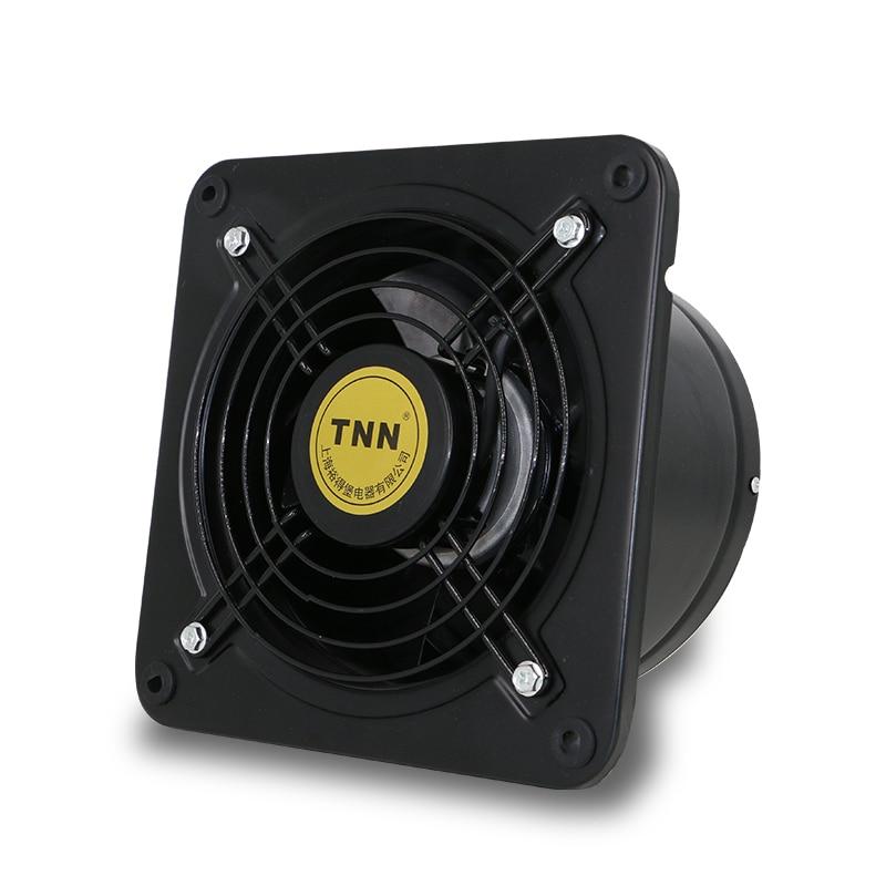 Indoor Exhaust Fan Industry Inline Fan Household Bathroom Ventilator Kitchen Ventilator 220v 150W High Power Strong Exhaust Fans