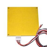 1pc Heatbed MK2B For Mendel RepRap Mendel PCB Heated Bed MK2B For Mendel 3D Printer Hot