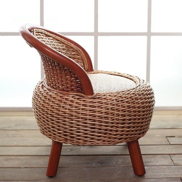 Solid Wood Luxury Balcony Chair 1