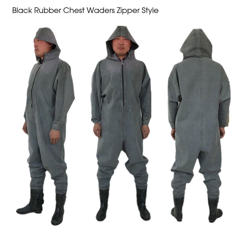 Popular fishing rubber pants buy cheap fishing rubber for Women s ice fishing suit