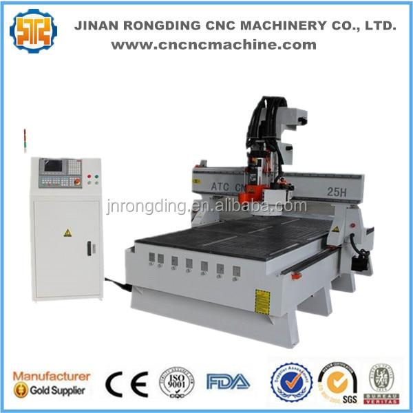 Cabezas múltiples para máquina de carpintería cnc de 4 ejes de - Maquinaría para carpintería - foto 6