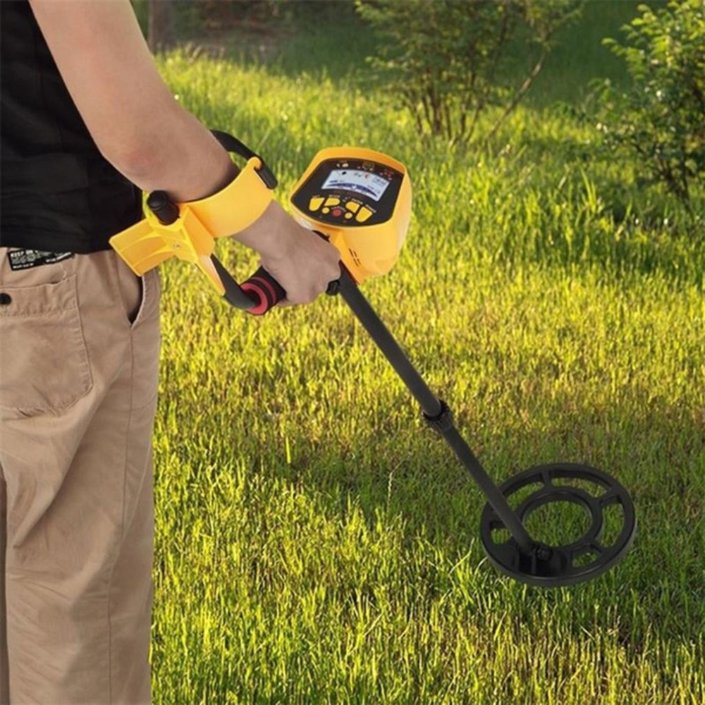Professional Underground Metal Detector MD9020C Security High Sensitivity LCD Display Treasure Finder ScannerProfessional Underground Metal Detector MD9020C Security High Sensitivity LCD Display Treasure Finder Scanner