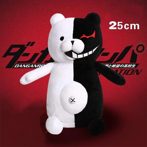 343a0ae99 26cm Super Dangan Ronpa 2 Anime Cosplay Danganronpa MonoKuma Black ...
