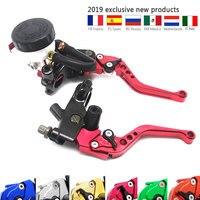 Motorcycle Brake Clutch Pump Lever Hydraulic Master Cylinder For honda sh gl 1800 forza pcx 150 cbr 1000rr 2008 cbr 250r cbr 125